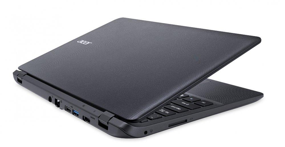 Acer Aspire ES11 - povrch víka