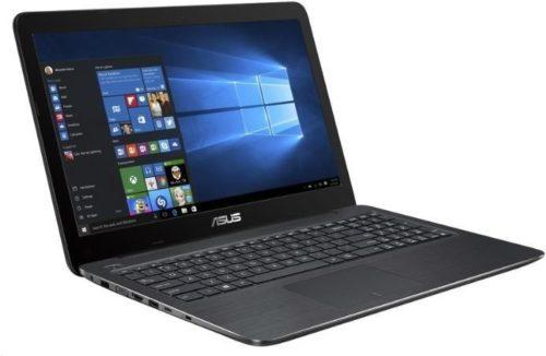 Recenze notebooku Asus F556UB