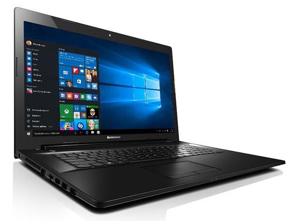 Displej a klávesnice notebooku Lenovo IdeaPad G70-35