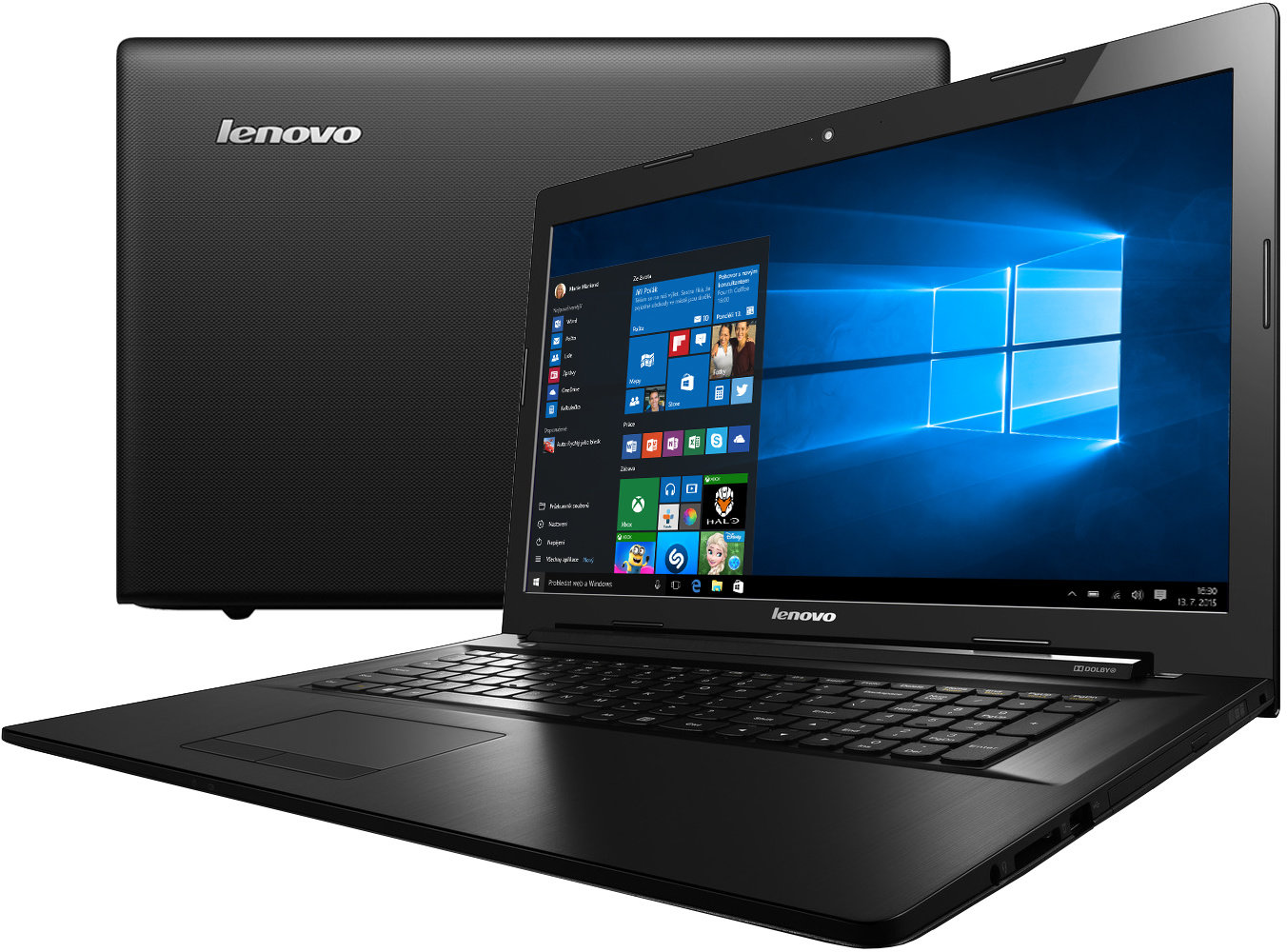 Notebook Lenovo IdeaPad G70-35