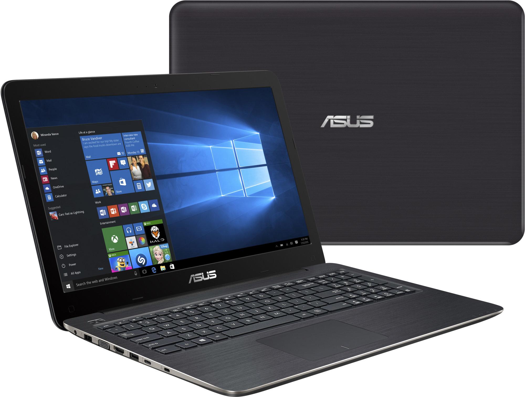 Notebook Asus F556UQ
