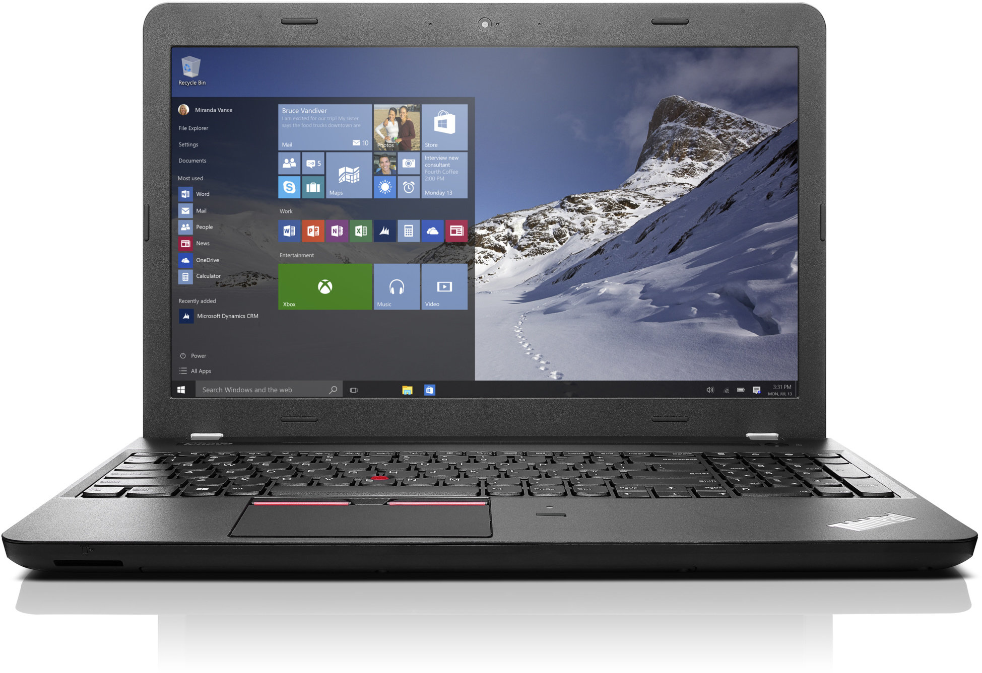 Recenze notebooku Lenovo ThinkPad Edge E560