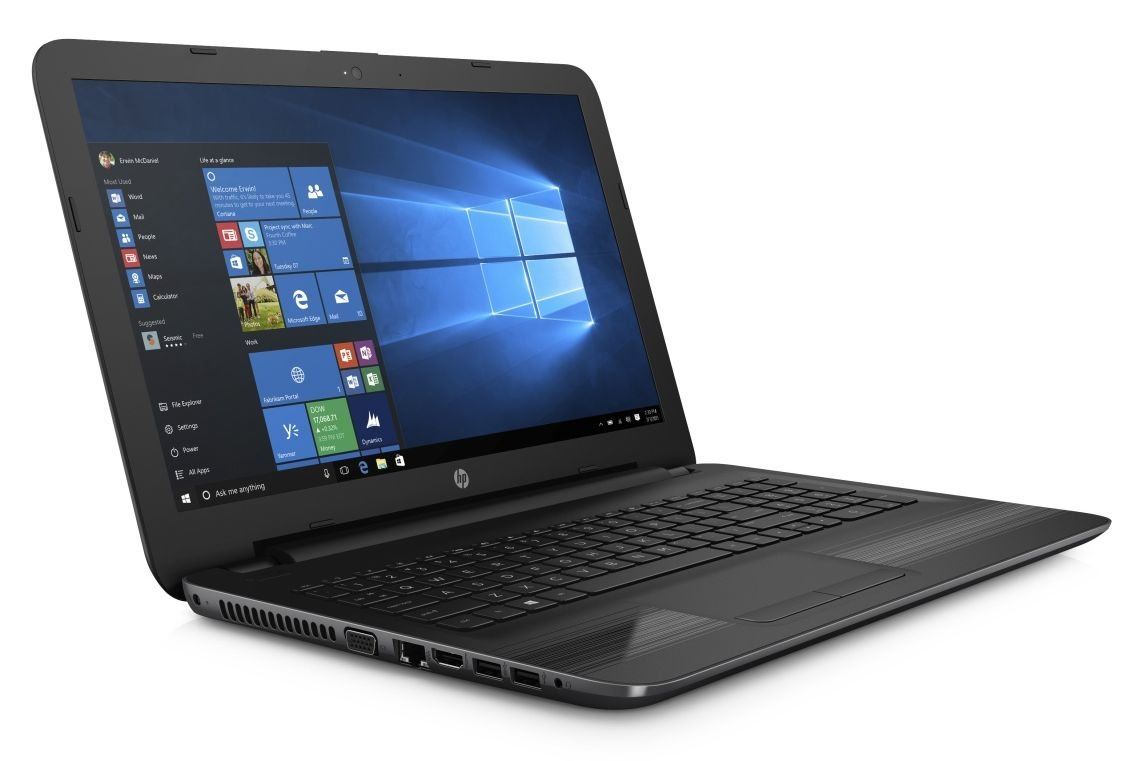 Levá strana notebooku HP 255 G5