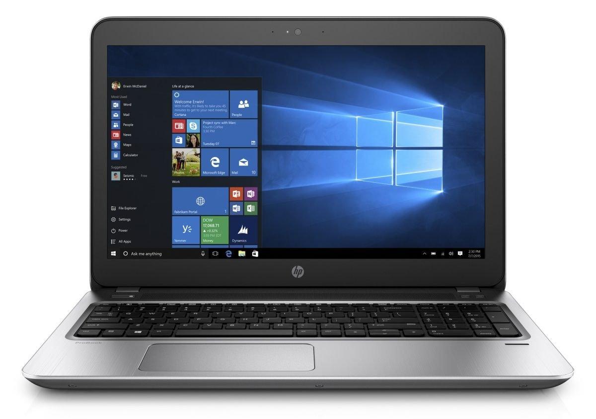Displej a klávesnice notebooku HP ProBook 450 G4