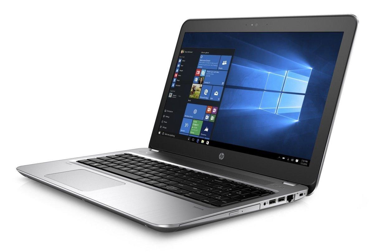 Pravá strana notebooku HP ProBook 450 G4