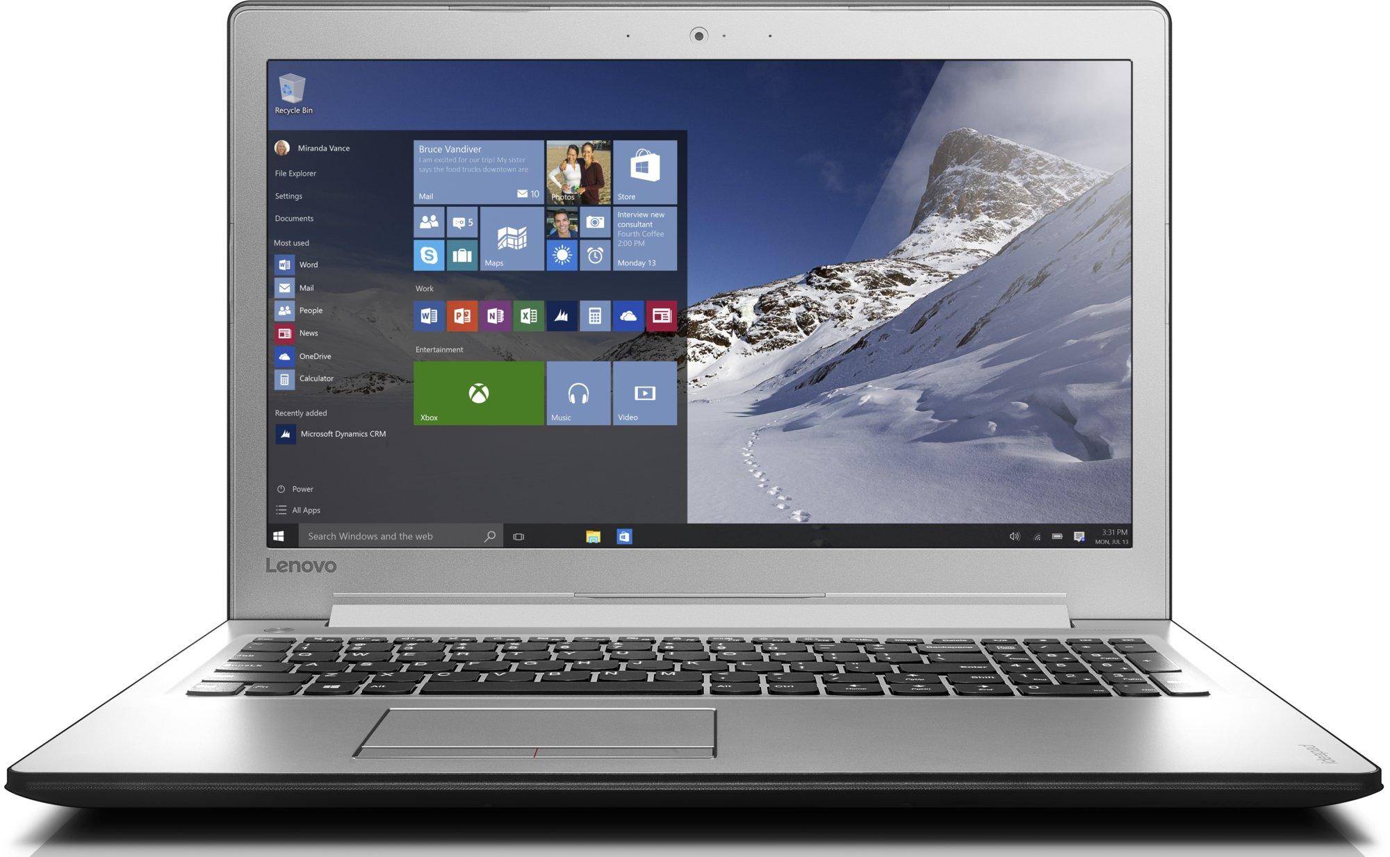 Displej notebooku Lenovo IdeaPad 510