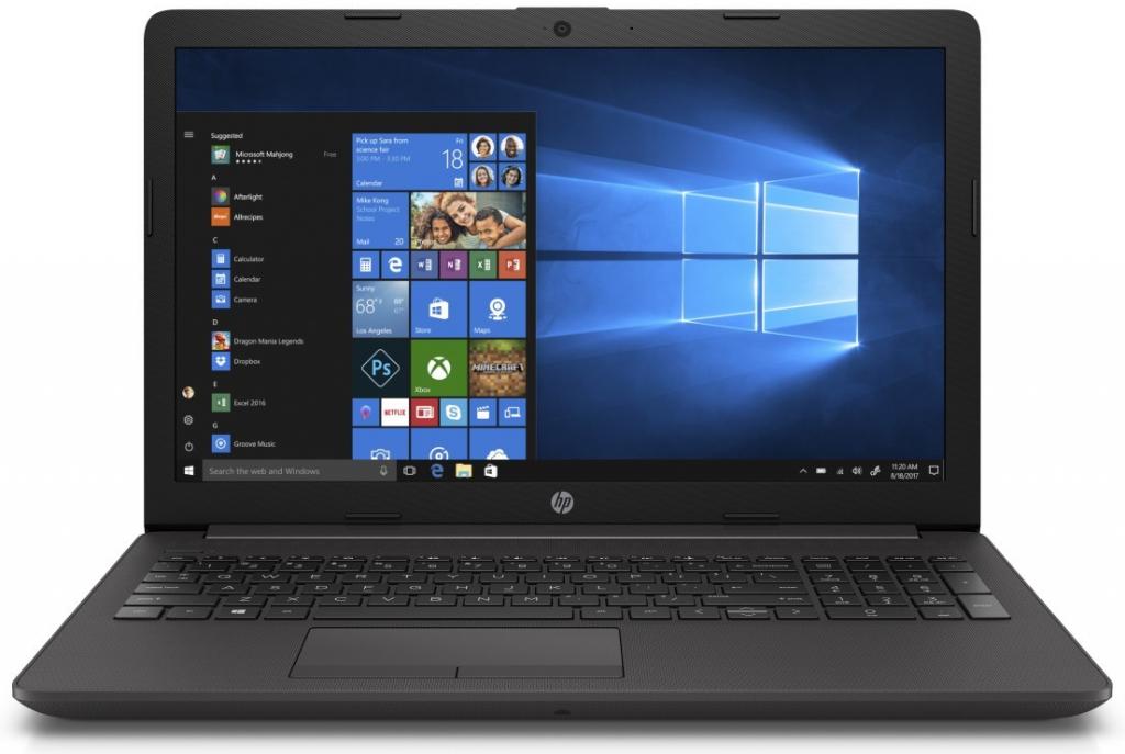 Přední strana notebooku HP 255 G7