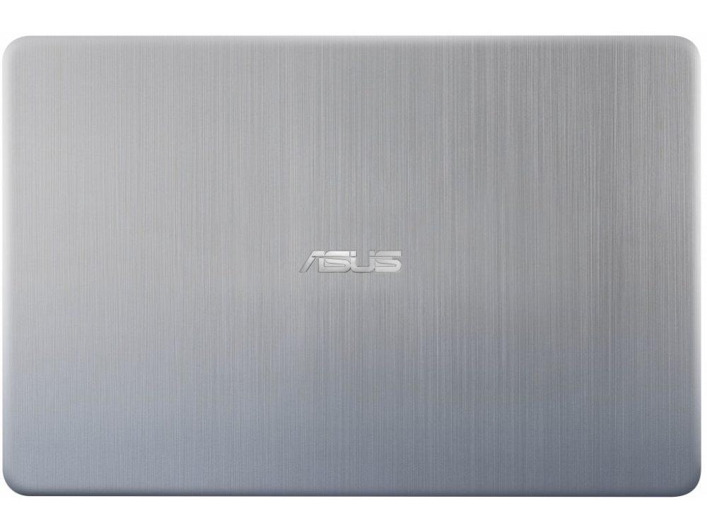 Víko notebooku Asus X540BA s imitací kovu